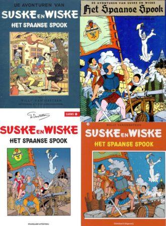 Suske en Wiske - Het Spaanse Spook (fragment 1)